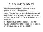 v la p riode de latence2