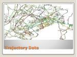 trajectory data1
