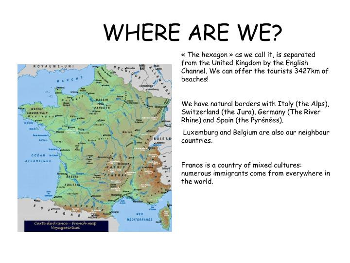 where are we n.