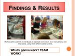 findings results2