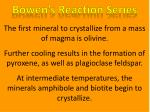 bowen s reaction series2
