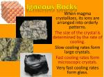 igneous rocks1