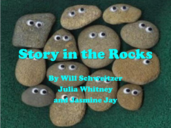 story in the rocks n.