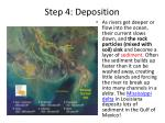 step 4 deposition