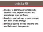 leadership 9991