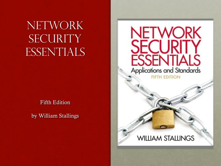 network security essentials n.
