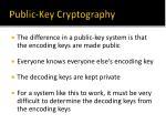 public key cryptography2