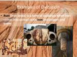 examples of oxidation3