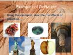 examples of oxidation4