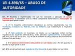 lei 4 898 65 abuso de autoridade11