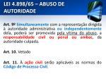 lei 4 898 65 abuso de autoridade12