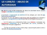 lei 4 898 65 abuso de autoridade15
