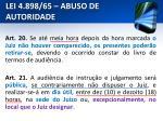 lei 4 898 65 abuso de autoridade20