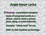 anglo saxon lyrics4