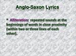 anglo saxon lyrics5