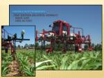variable rate technology treat temporal and spatial variability wheat 0 4m 2 corn by plant