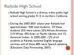 railside high school