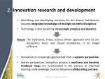 2 innovation research and development1