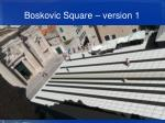 boskovic square version 1