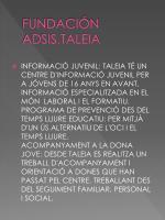 fundaci n adsis taleia1