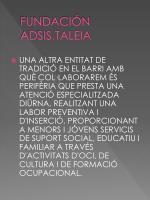 fundaci n adsis taleia3