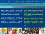 1 1 etat des relations inde afrique