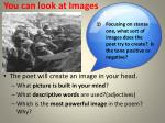 you can look at images