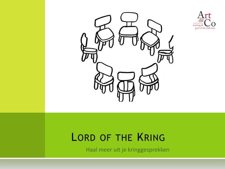 lord of the kring n.