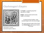 charlemagne s empire