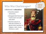 who was charlemagne1