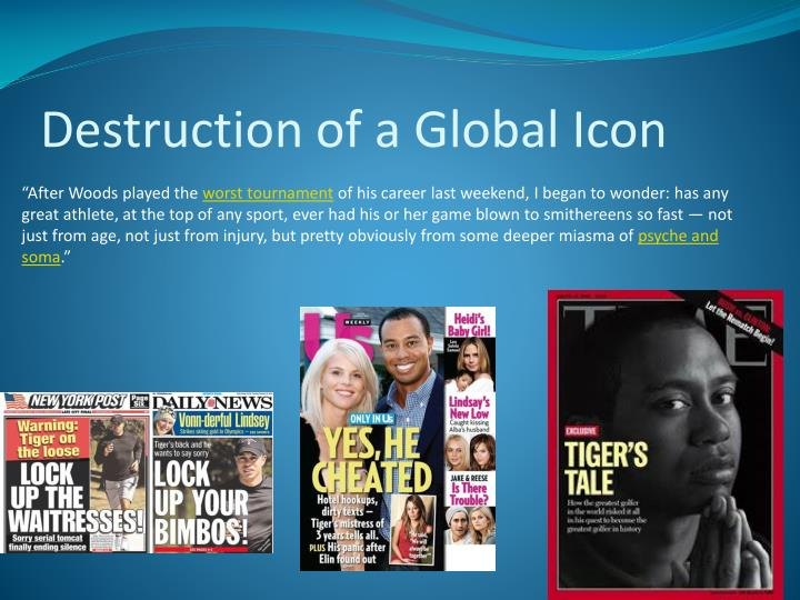 Destruction of a Global Icon