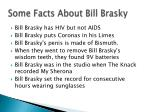 some facts about bill brasky
