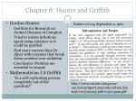chapter 8 hunter and griffith