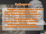 pythagoras
