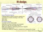 ir design