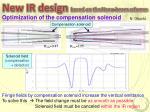 new ir design based on the nano beam scheme1