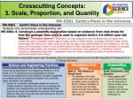 crosscutting concepts 3 scale proportion and quantity1