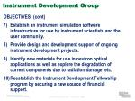 instrument development group3