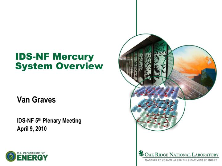 ids nf mercury system overview n.