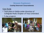 stream explorers creating tomorrow s conservationists5
