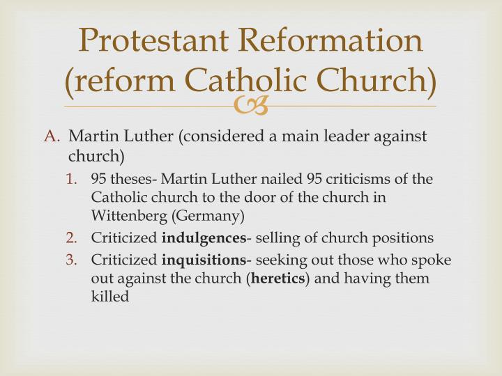 compare contrast lutheran reformation and catholic reformation Certainly the reformation had a dark side, one that fostered suspicion and conflict between confessions, but out of this crucible, the modern western for all of these reasons luther college will spend 2017 exploring the reformation, its impact and legacy, and its continuing relevance today.