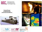 heat and energy m odelling thermal performance and efficiency