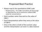 proposed best practice1