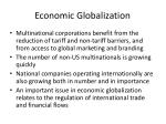 economic globalization3