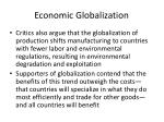 economic globalization6