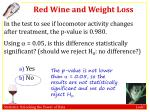 red wine and weight loss2