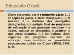 educa o crist3