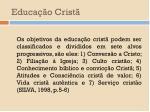educa o crist4