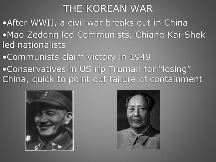 the korean war n.