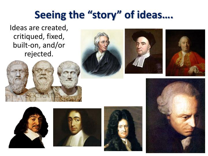 seeing the story of ideas n.